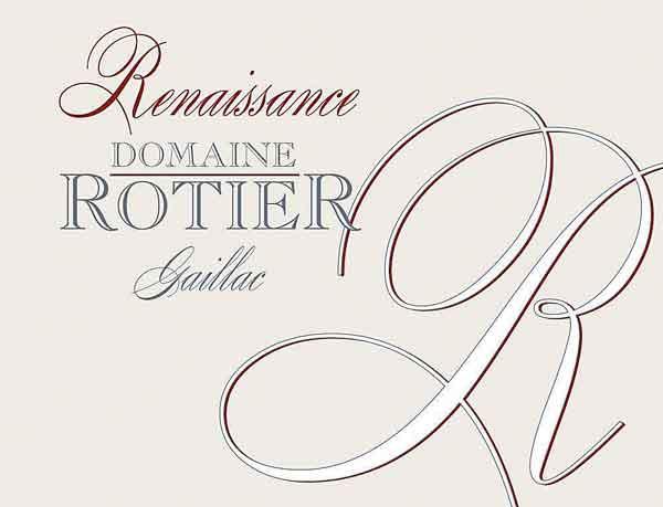 Domaine Rotier Renaissance